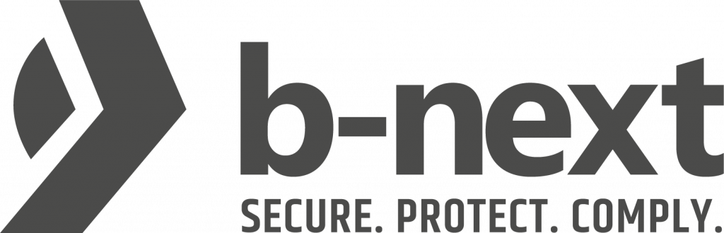 b-next | Secure. Protect. Comply.