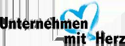 Logo Unternehmen mit Herz